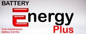 Baterias de automocion  Energy +